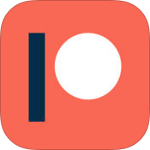 Patreon (2017, iOS) Icon ultrabig by linux-rules