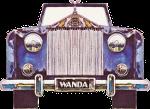 Wanda Car Icon ultrabig by linux-rules