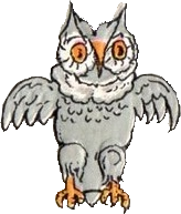 Funny Owl (stock) by linux-rules