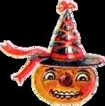 Pumpkin Hat (stock)