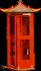 Chinatown Telephone Box Icon big