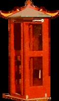 Chinatown Telephone Box (Stock)