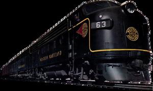 Maryland Locomotive (stock)