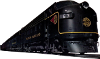 Maryland Locomotive Icon big by linux-rules