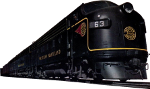 Maryland Locomotive Icon ultrabig by linux-rules