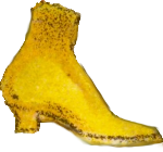 Yellow boot Icon ultrabig by linux-rules