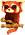 Red panda Icon mid by linux-rules
