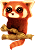 Red panda Icon by linux-rules