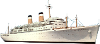 S. S. Independence Ship Icon big by linux-rules