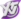 YTV (purple) Icon mini by linux-rules