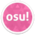 Osu! Icon mid by linux-rules