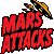 Mars Attacks (2) Icon by linux-rules