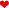 Heart (red, 3) Icon micra by linux-rules