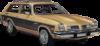 1976 Pontiac Icon big by linux-rules