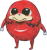 Cute Knuckles by vetoriarte Icon