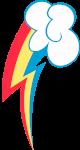 Rainbow Dash by MLPCreativeLab Icon ultrabig