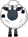 Sheep Icon ultrabig by linux-rules