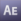 Adobe After Effects CS3 Icon mini by linux-rules