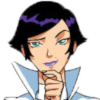 M.O.M. (Martin Mystery, head) Icon big by linux-rules