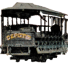 River Electric Trolley Icon big by linux-rules