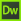 Adobe Dreamweaver CS6 Icon mini by linux-rules