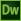 Adobe Dreamweaver CC Icon mini by linux-rules