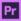 Adobe Premiere pro CS6 Icon mini by linux-rules