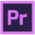 Adobe Premiere pro CS6 Icon mid by linux-rules
