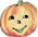 Happy Pumpkin Icon mid by linux-rules