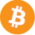 Bitcoin Icon mid by linux-rules