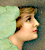 Girl of the Rose Icon