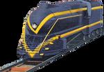 Locomotive at Keansburg Railway (stock)