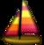 Sailboat (Apple iOS) Emote