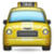 Oncoming Taxi (Apple iOS) Emote by linux-rules