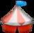 Circus Tent (Apple iOS) Emote