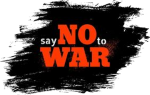 SAY NO TO WAR by linux-rules