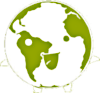 Happier Earth Icon big by linux-rules