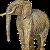 Fun Elephant Icon