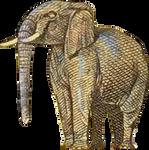 Fun Elephant (stock)