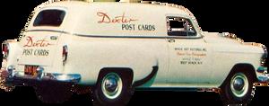 Postcard Wagon (stock)