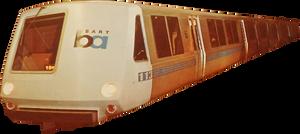 BART Train (stock)