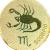 Scorpio Badge Icon