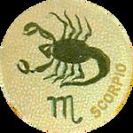 Scorpio Badge (stock)
