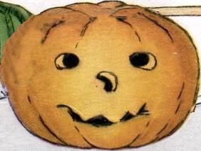 Pumpkin Hallo (stock)