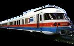 Amtrak Train (stock)