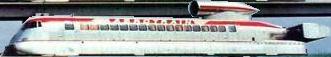 Aerotrain (stock)