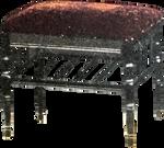 Piano Stool (stock)