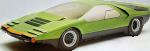 Alfa Romeo Bertone Carabo (1968) Icon ultrabig