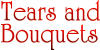Tears and bouquets (wordmark) Icon big