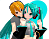 Nestie is here for Miku Icon big